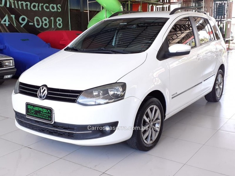 spacefox 1.6 mi highline 8v flex 4p manual 2014 caxias do sul