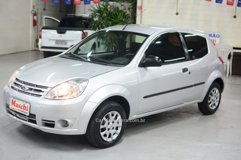 ka 1.0 mpi 8v flex 2p manual 2008 caxias do sul