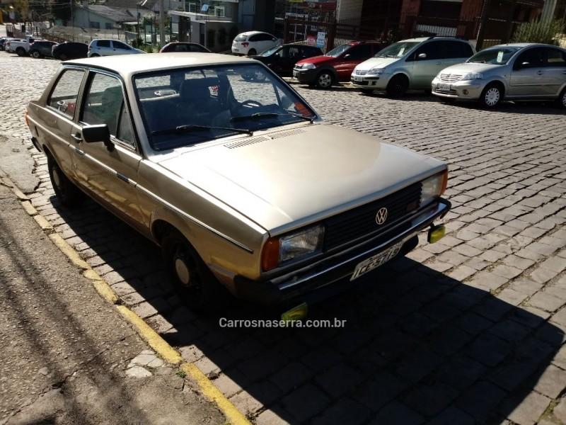 voyage 1.6 ls 8v gasolina 2p manual 1984 caxias do sul