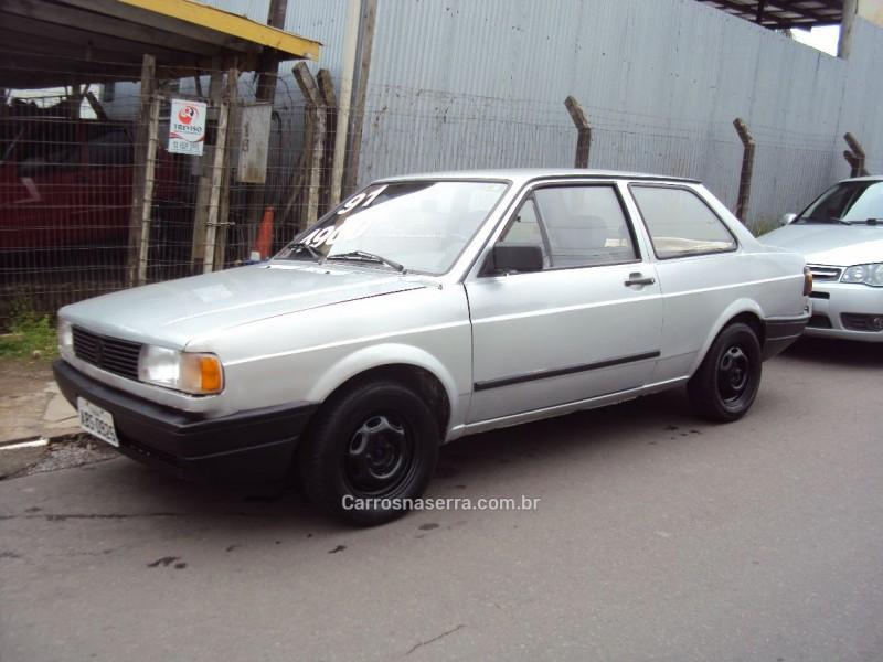 voyage 1.8 cl 8v gasolina 2p manual 1991 caxias do sul