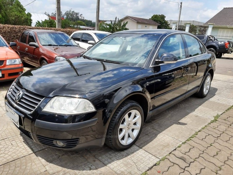 passat 1.8 20v turbo gasolina 4p manual 2004 bom principio