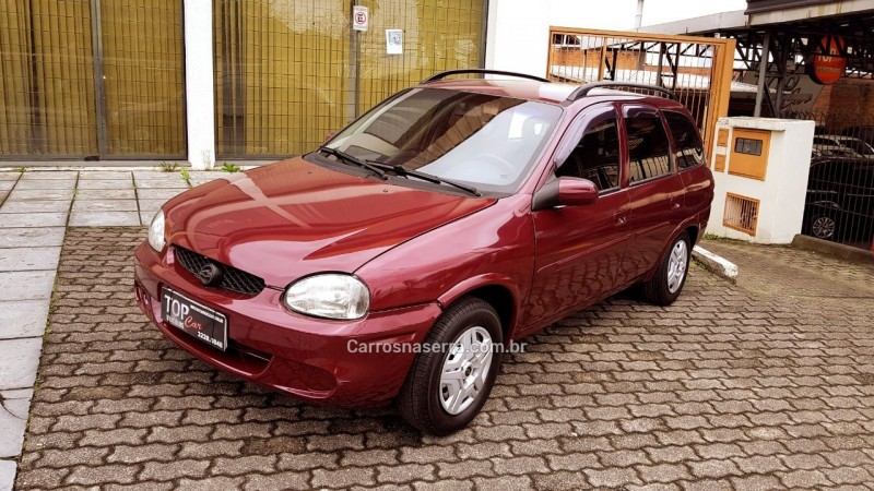 corsa 1.6 mpfi gl wagon 8v gasolina 4p manual 1997 caxias do sul