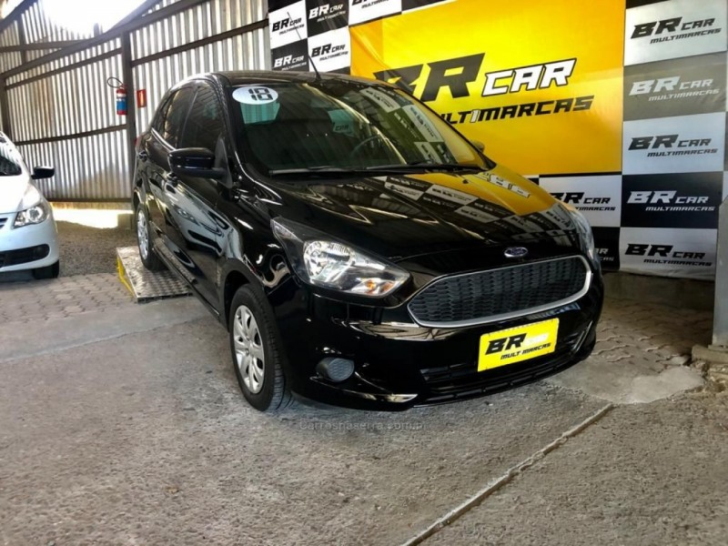 ka 1.5 se 16v flex 4p manual 2018 caxias do sul