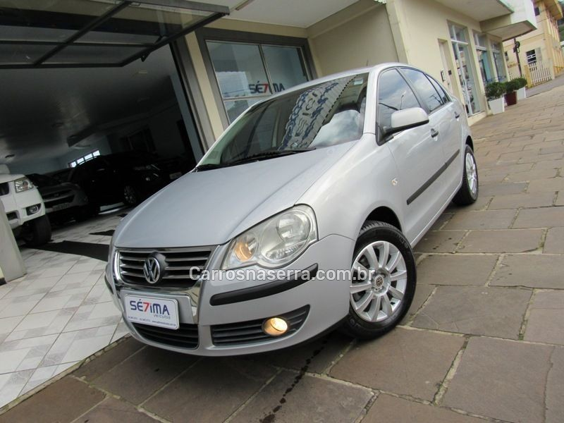 polo sedan 1.6 mi 8v flex 4p manual 2009 guapore