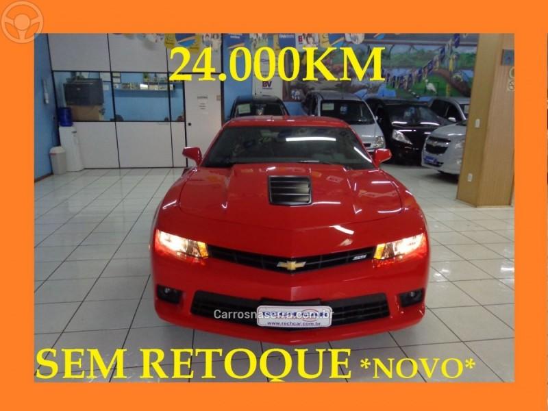 camaro 6.2 2ss coupe v8 gasolina 2p automatico 2014 caxias do sul