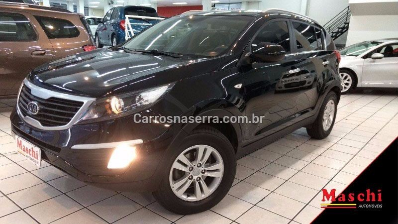 sportage 2.0 lx 4x2 16v flex 4p manual 2011 caxias do sul