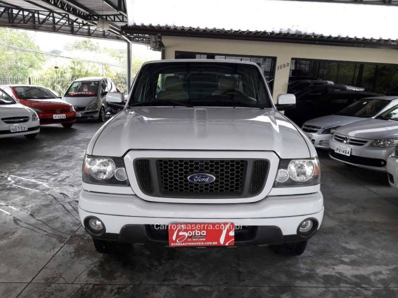 RANGER 2.3 XL 4X2 CS 16V GASOLINA 2P MANUAL - 2008 - CAXIAS DO SUL