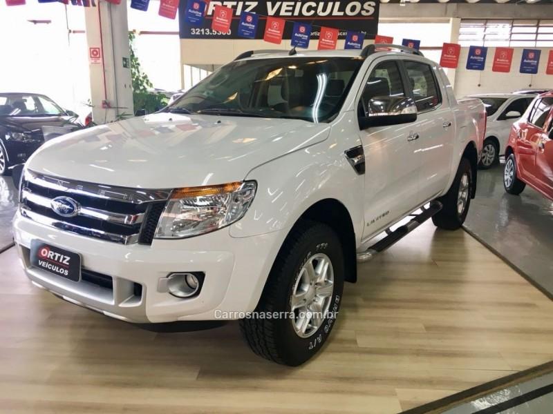ranger 3.2 limited 4x4 cd 20v diesel 4p automatico 2015 caxias do sul