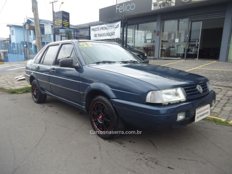 santana 1.8 cl 8v gasolina 4p manual 1993 caxias do sul