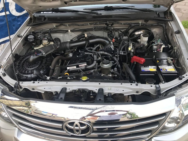 HILUX SW4 2.7 SR 4X2 16V FLEX 4P AUTOMÁTICO - 2012 - CAXIAS DO SUL
