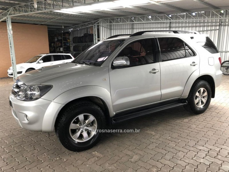 hilux sw4 3.0 srv 4x4 cd 16v turbo intercooler diesel 4p automatico 2008 dois irmaos