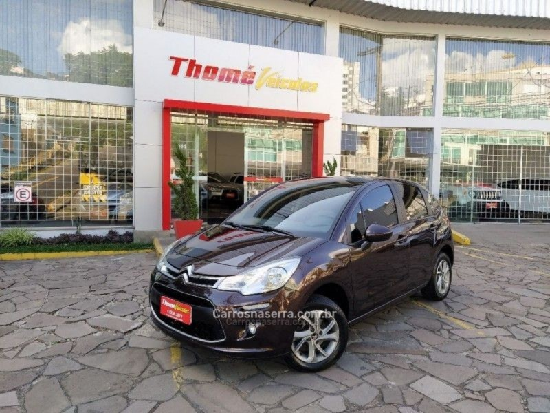c3 1.2 tendance pure tech 12v 4p manual 2018 caxias do sul