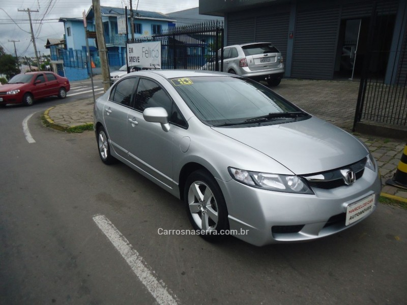 civic 1.8 lxs 16v flex 4p manual 2010 caxias do sul