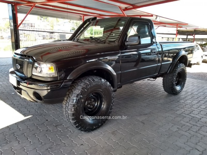 ranger 3.0 xl 4x4 cs turbo electronic diesel 2p manual 2008 caxias do sul