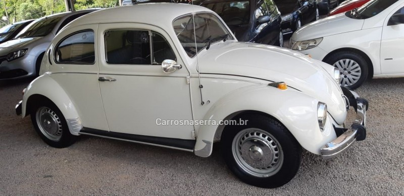 fusca 1.5 8v gasolina 2p manual 1975 bento goncalves