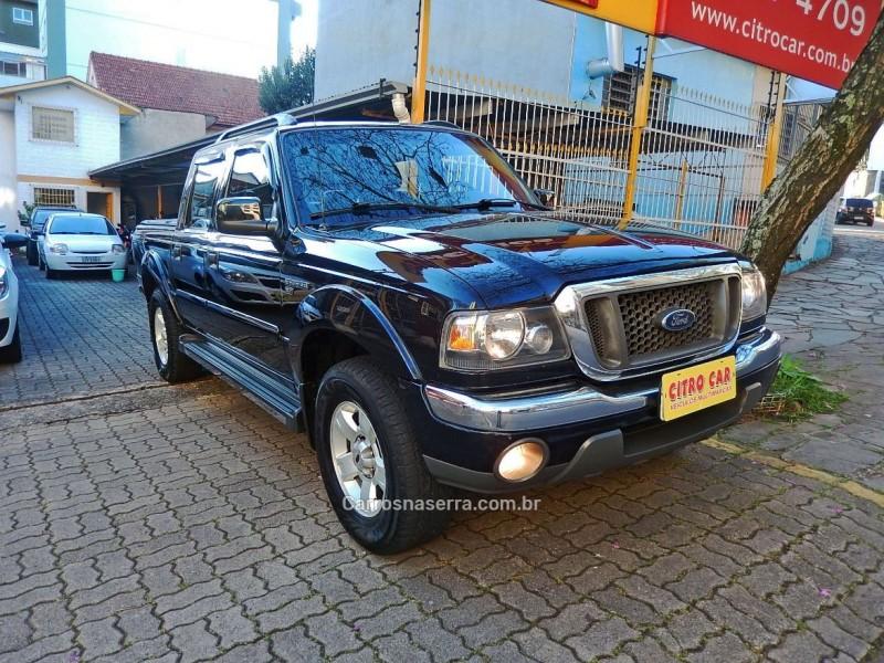 ranger 2.3 xlt 16v 4x2 cd gasolina 4p manual 2008 caxias do sul