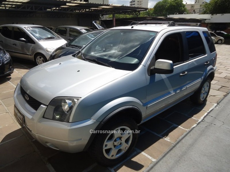 ecosport 2.0 xlt 16v gasolina 4p manual 2006 caxias do sul