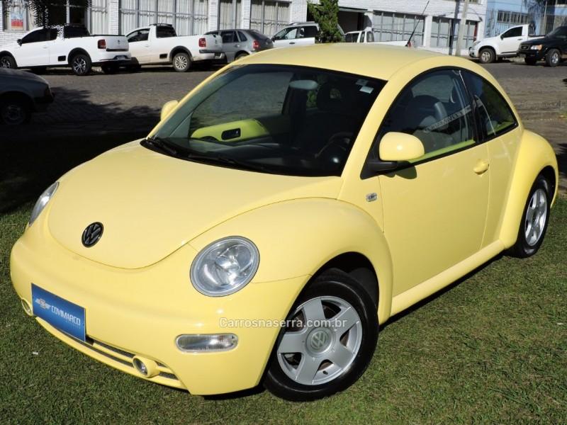 new beetle 2.0 mi 8v gasolina 2p manual 2000 sao marcos
