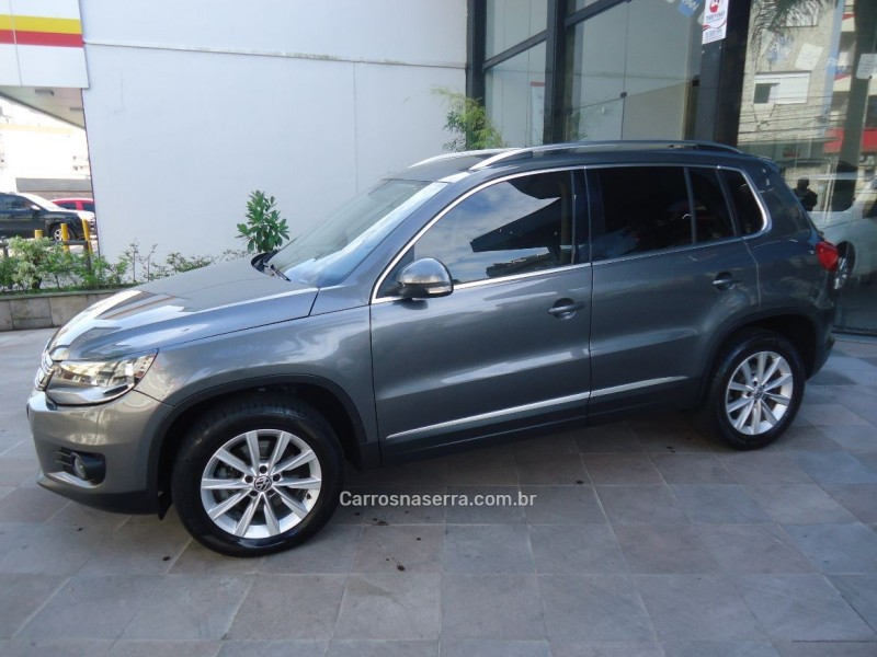 tiguan 2.0 tsi 16v turbo gasolina 4p tiptronic 2012 caxias do sul