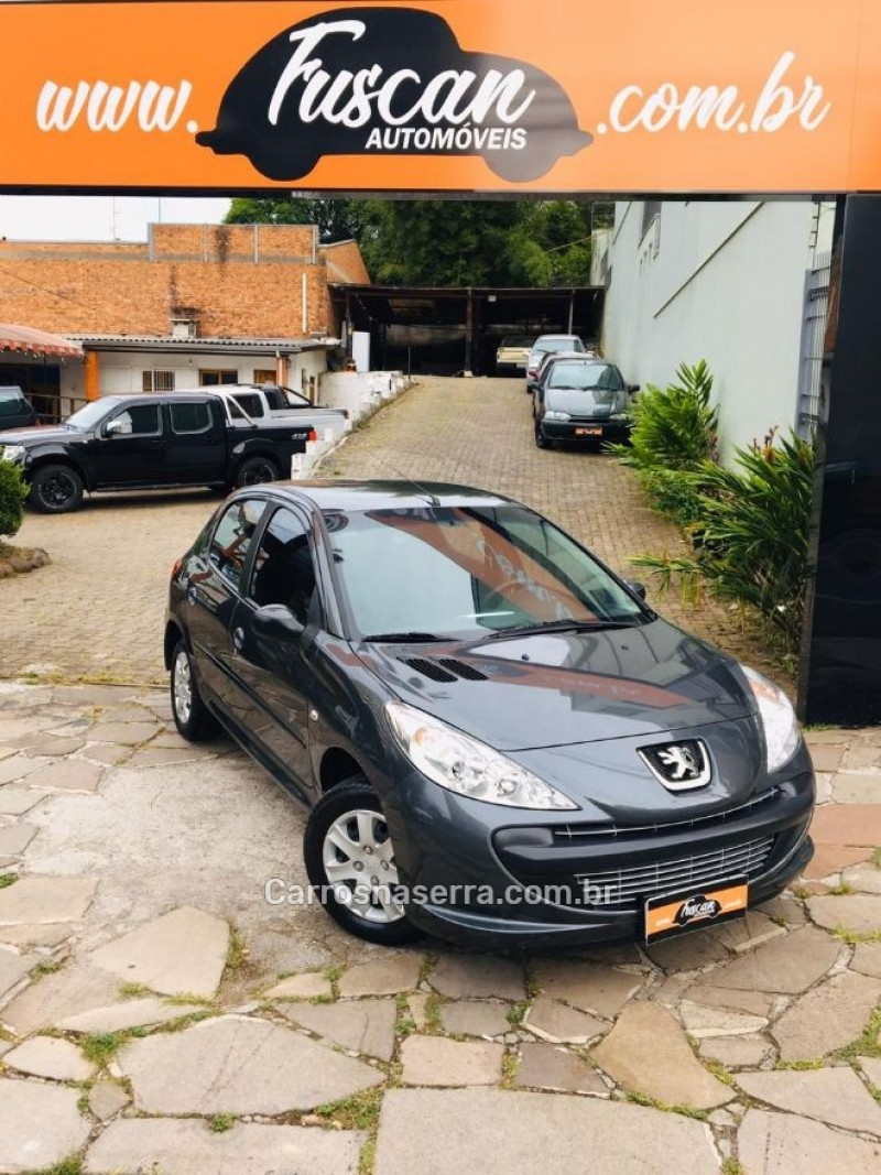 207 1.4 xr 8v flex 4p manual 2012 caxias do sul