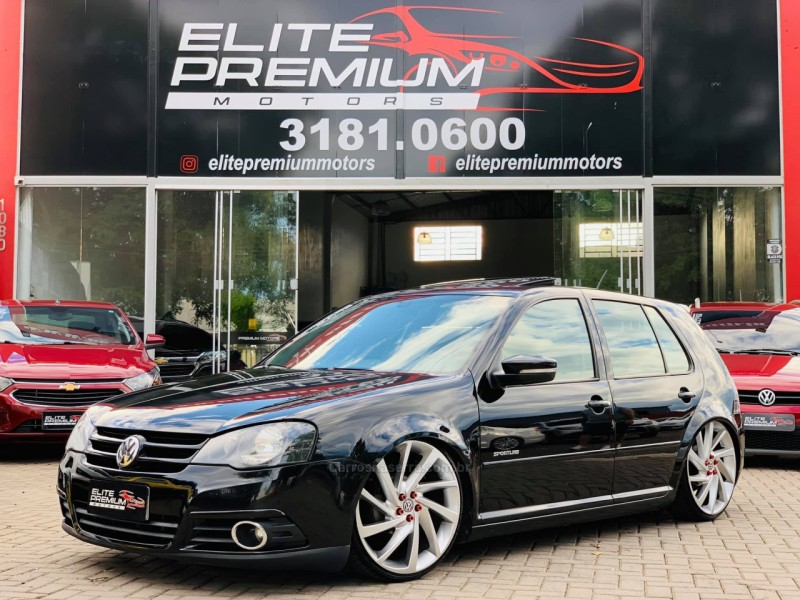 golf 1.6 mi sportline limited edition 8v flex 4p manual 2014 estancia velha