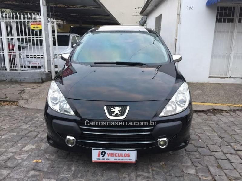 307 1.6 presence sedan 16v flex 4p manual 2009 caxias do sul