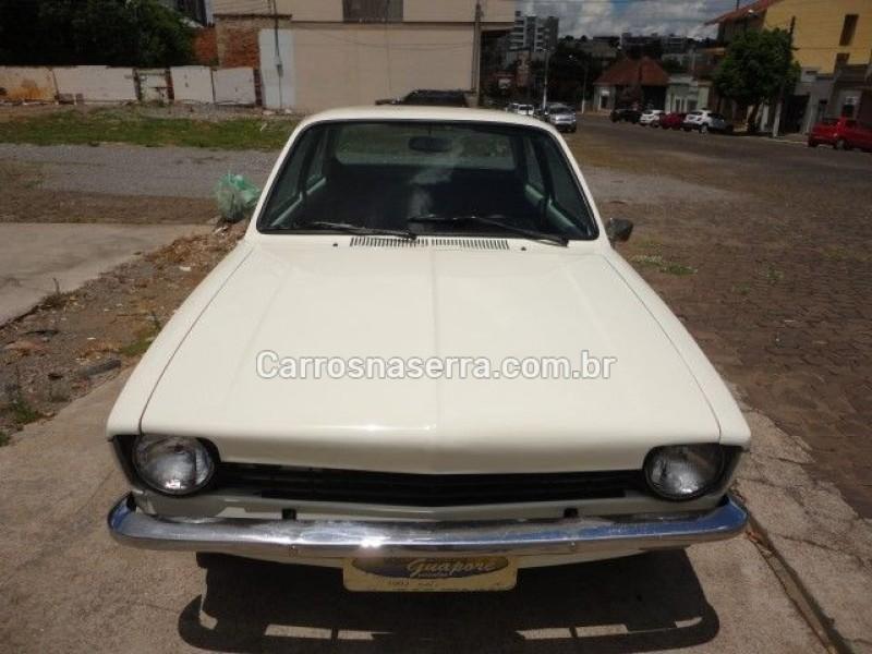 CHEVETTE 1.4 8V GASOLINA 4P MANUAL - 1976 - GUAPORé