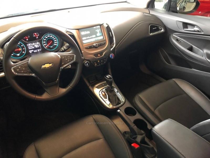 CRUZE 1.4 TURBO LT 16V FLEX 4P AUTOMÁTICO - 2019 - CAXIAS DO SUL