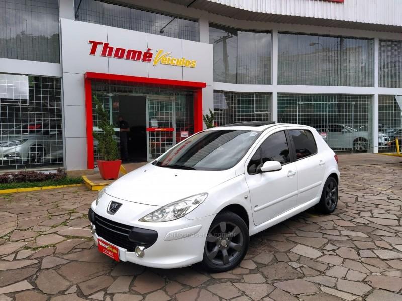 307 1.6 presence pack 16v gasolina 4p manual 2011 caxias do sul