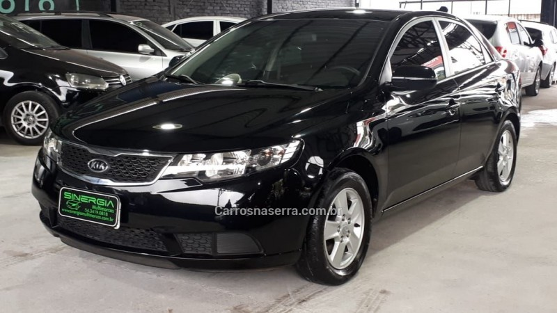 cerato 1.6 ex3 sedan 16v gasolina 4p manual 2013 caxias do sul
