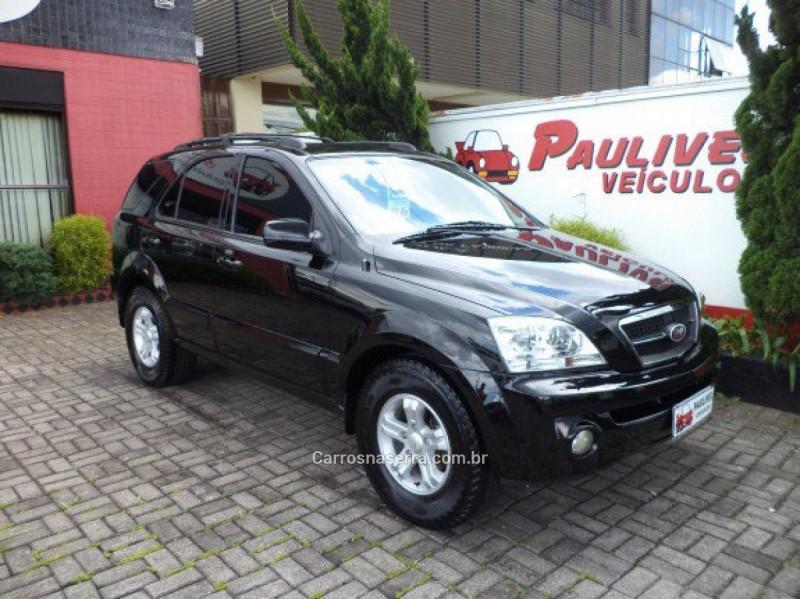 sorento 2.5 ex 4x4 16v diesel 4p automatico 2006 caxias do sul