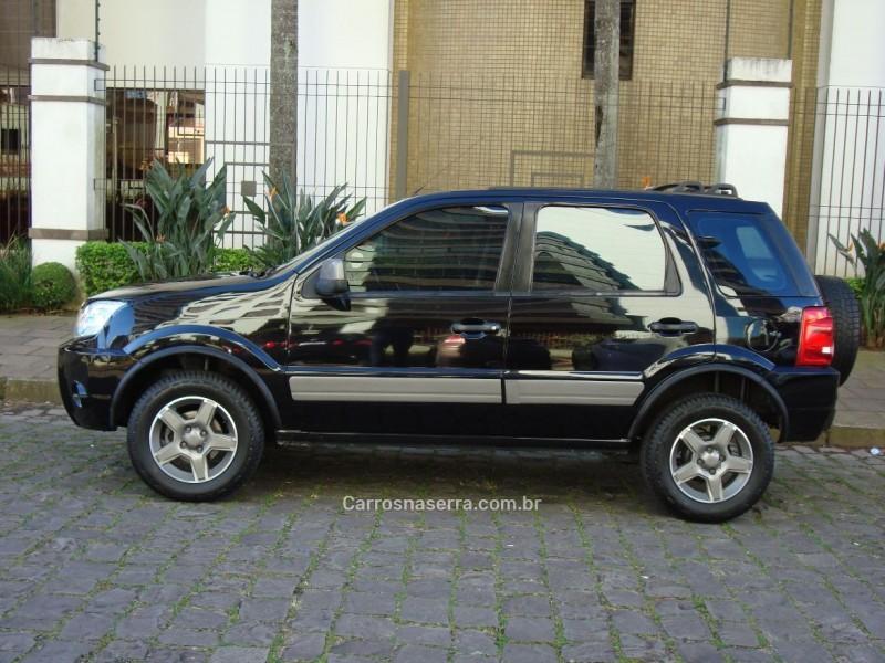 ECOSPORT 1.6 XLT 8V FLEX 4P MANUAL - 2009 - CAXIAS DO SUL