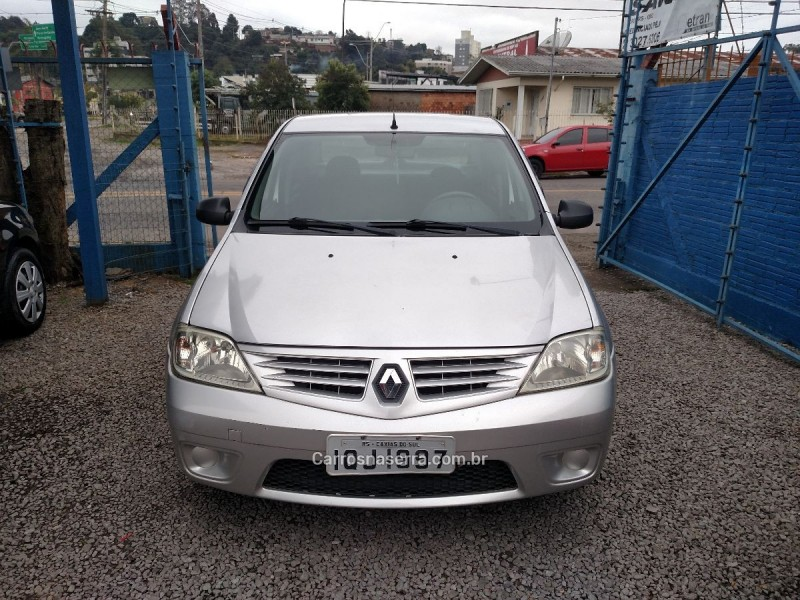 logan 1.0 authentique plus 16v flex 4p manual 2010 caxias do sul