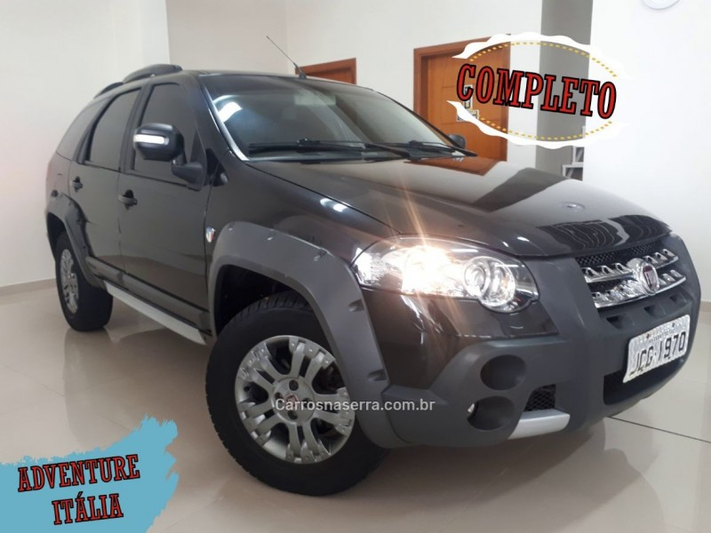 palio 1.8 mpi adventure weekend italia 16v flex manual 2012 caxias do sul