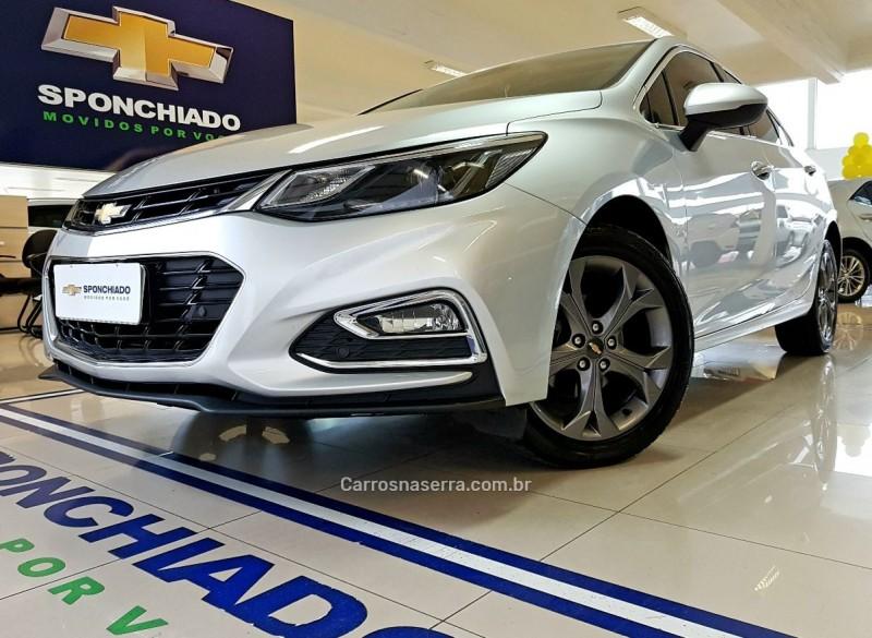 cruze 1.4 turbo ltz sport6 16v flex 4p automatico 2017 caxias do sul