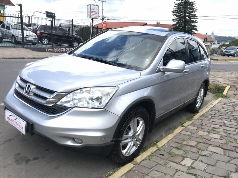 crv 2.0 ex 4x4 16v gasolina 4p automatico 2011 caxias do sul