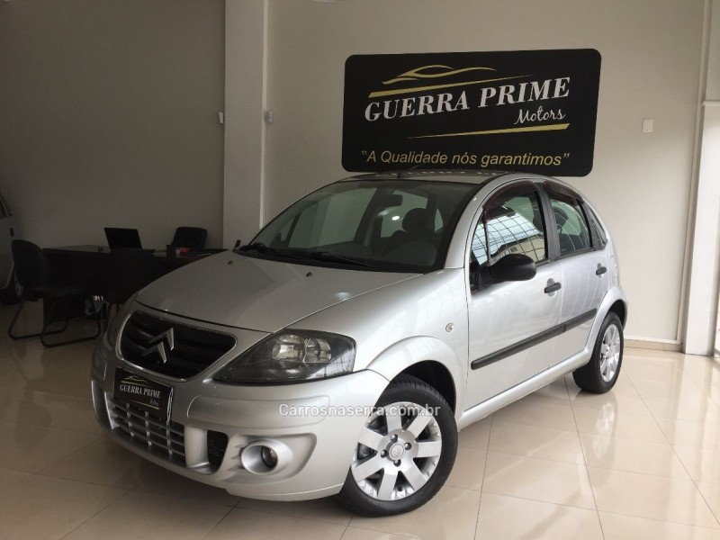 c3 1.4 i glx 8v flex 4p manual 2012 caxias do sul