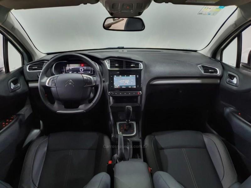 C4 LOUNGE 1.6 SHINE 16V TURBO FLEX 4P AUTOMÁTICO - 2019 - CAXIAS DO SUL
