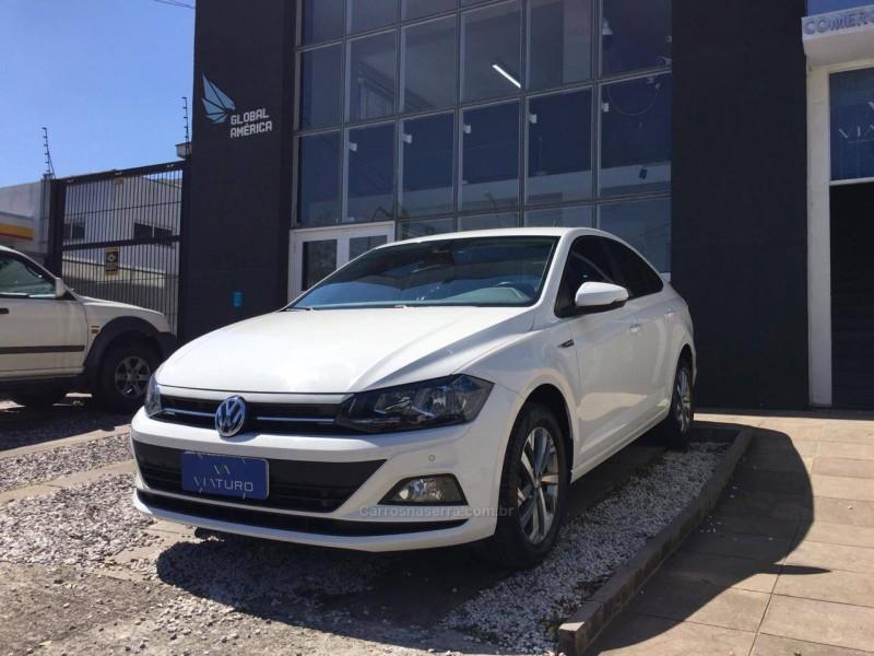 VIRTUS 1.0 200 TSI COMFORTLINE AUTOMÁTICO - 2018 - CAXIAS DO SUL