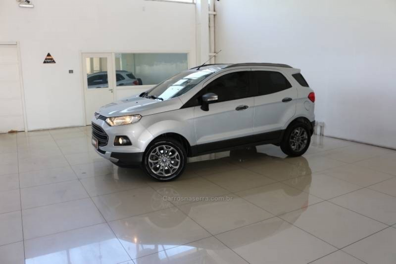 ecosport 1.6 freestyle 16v flex 4p manual 2015 taquara