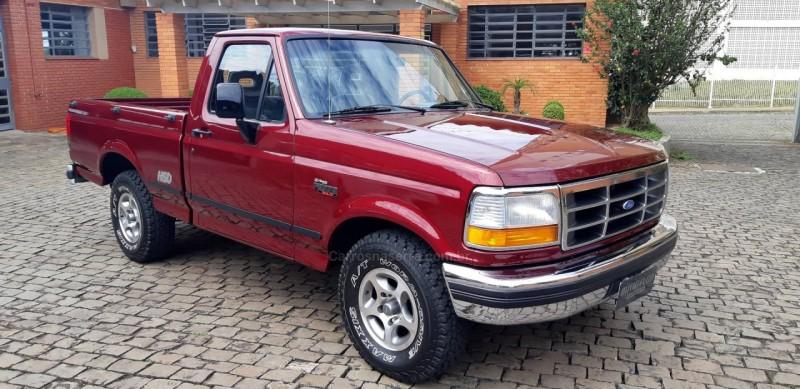 f 1000 2.5 xlt 4x2 cs 8v turbo diesel 2p manual 1998 caxias do sul