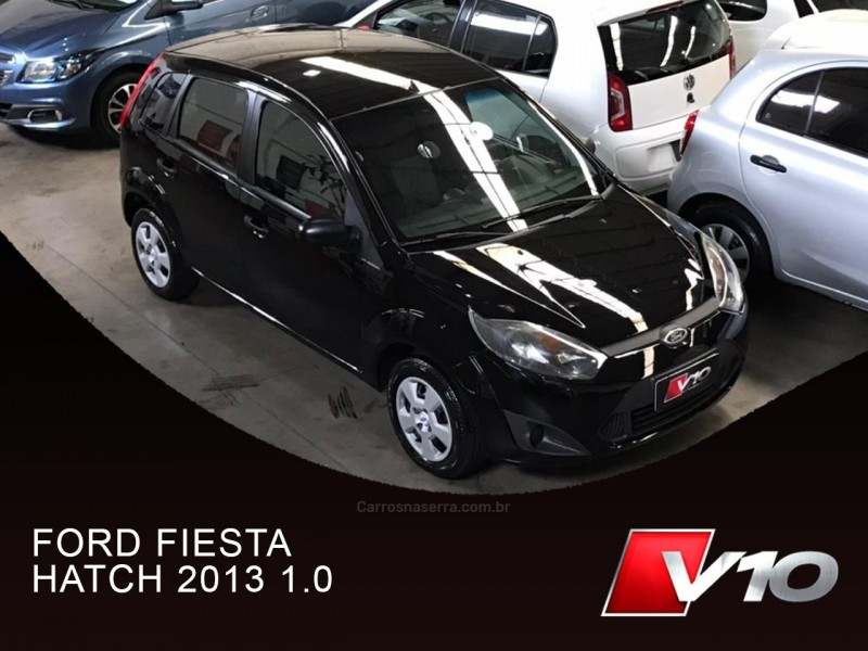 fiesta 1.0 mpi hatch 8v flex 4p manual 2013 caxias do sul