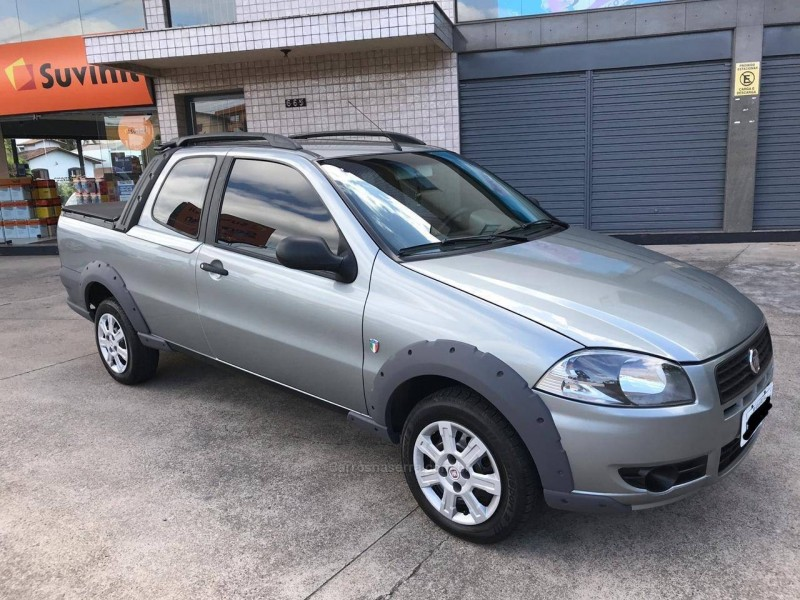 strada 1.4 mpi working cd 8v flex 2p manual 2013 caxias do sul