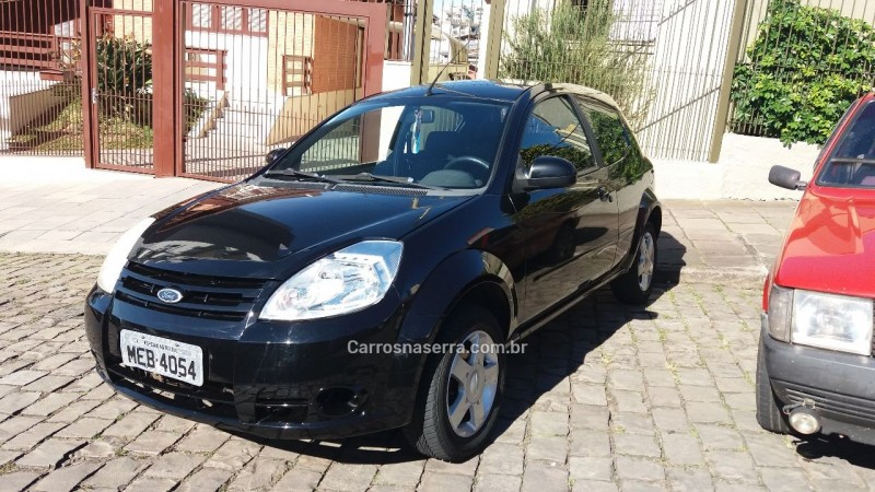 ka 1.0 mpi tecno 8v flex 2p manual 2009 caxias do sul