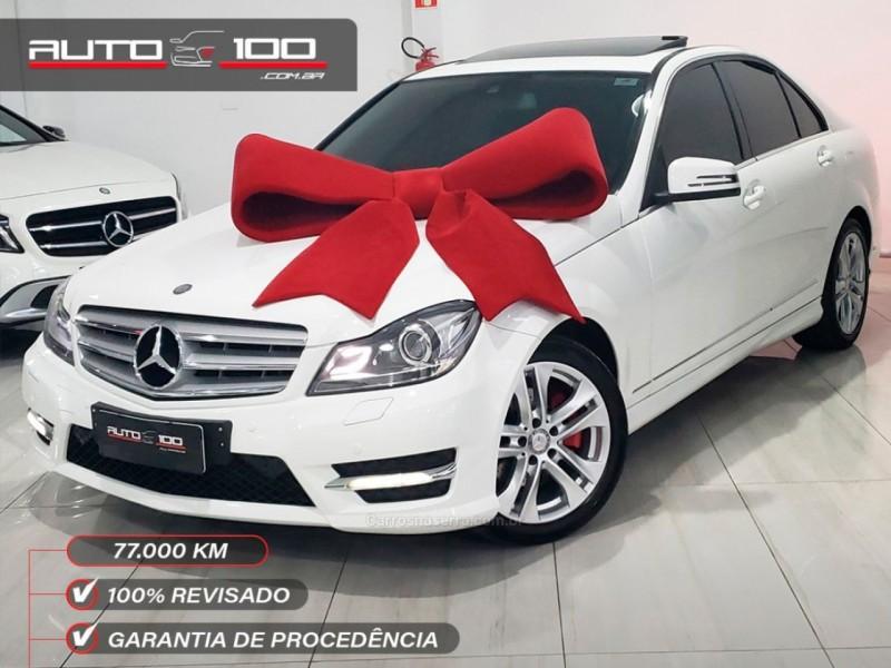 c 200 1.8 cgi avantgarde 16v gasolina 4p automatico 2014 caxias do sul