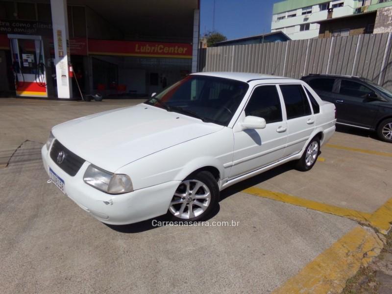 santana 1.8 mi 8v gasolina 4p manual 1999 caxias do sul