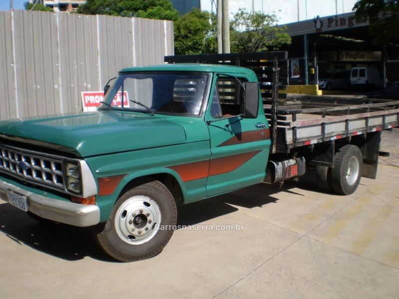 f 1000 diesel 2p manual 1979 caxias do sul