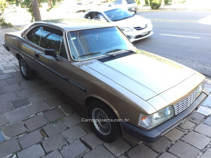 opala 2.5 comodoro sl e 8v alcool 2p manual 1988 caxias do sul