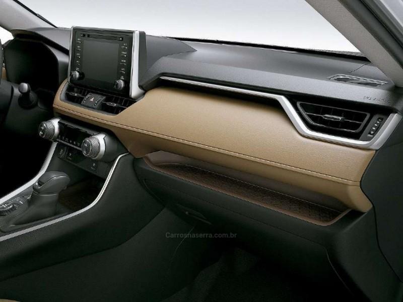 RAV4 2.5 SX LAWD HYBRID 4X4 16V GASOLINA 4P AUTOMÁTICO - 2020 - FLORES DA CUNHA