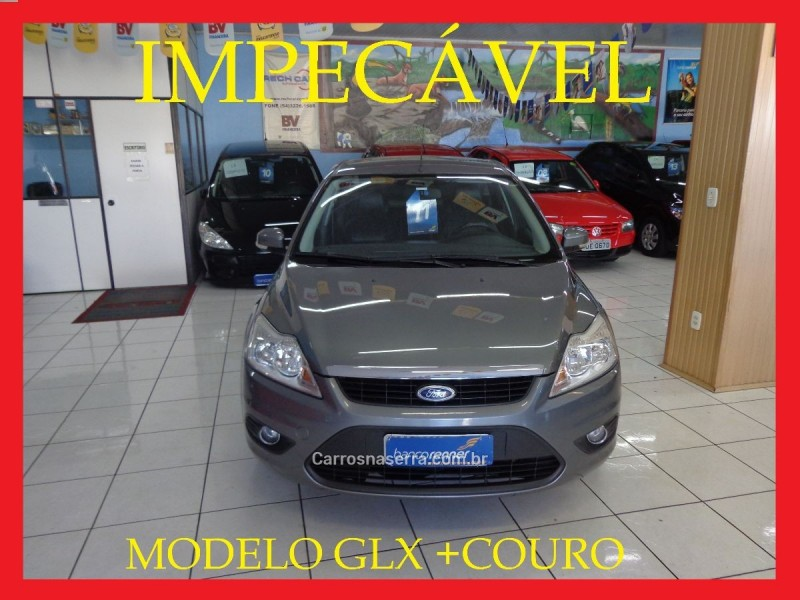 focus 1.6 glx 16v flex 4p manual 2011 caxias do sul